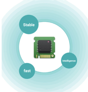 Microchip Technology that has Intelligence and is stable and fast.
